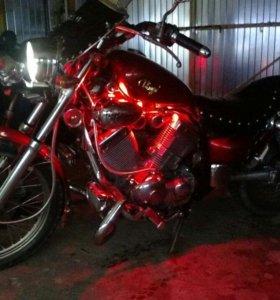 Yamaha xv virago 535 400