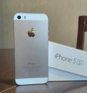 Iphone 5s 32Гб Gold
