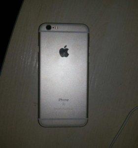 iPhone 6s 33gb gold