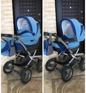Geoby (Baby Lux)коляска 2в 1