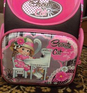 Школьный портфель для девочек