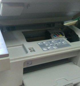 Принтер Epson stylus cx3500