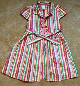 Красивое платье Gymboree