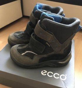Ботинки зимние Ecco 28
