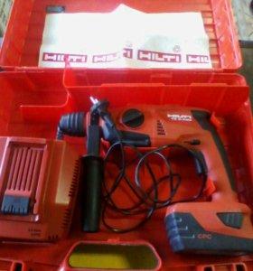 Перфоратор HILTI TE2-A22 аккумуляторный