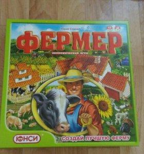 """Новая настольная игра """"Фермер"""""""