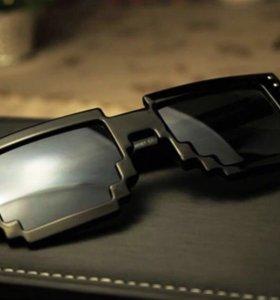 Солнцезащитные очки пикселя
