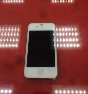 IPhone 4 16gb white