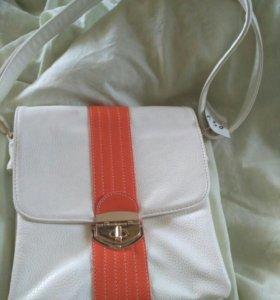 Новая сумка. Кожзам.