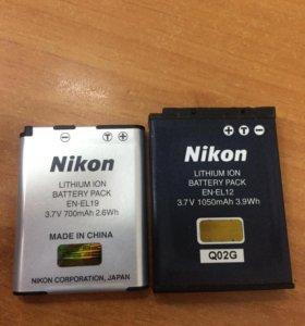 Аккумулятор для фотоаппарата Nikon