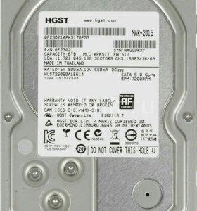 Жесткий диск 6TB