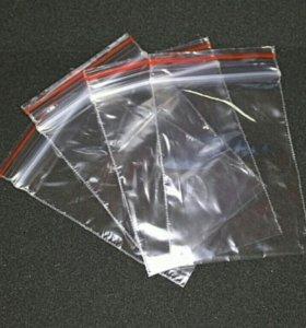 Пакет зип лок 10х15
