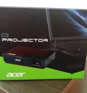 Проектор Acer C120 led Новый