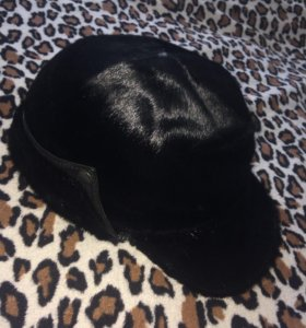 Норковая кепка