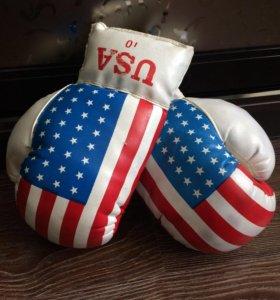 Перчатки боксерские 🇺🇸 USA