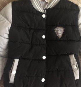 Куртка осенняя ,весенняя