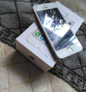 Продаётся IPhone 5s 16GB