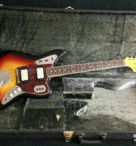 Fender Japan Jaguar HJG-66 V Cuctom