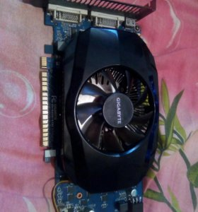 Gigabyte nVidia geForce gts 450 512Gb 128bit