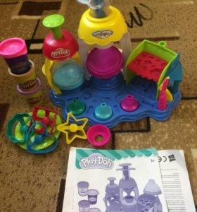 Набор Play-Doh.Фабрика пирожных