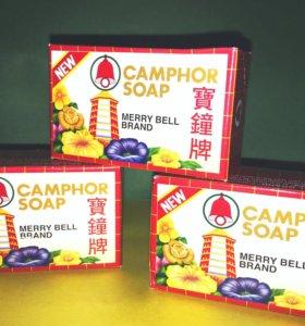 """Камфорное Тайское мыло """"Merry Bell""""💪🏻💋"""