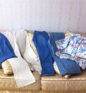 Огромный пакет одежды р52-54