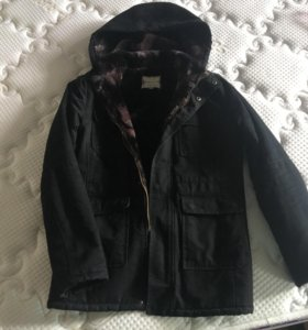 Зимняя куртка (пальто) мужская