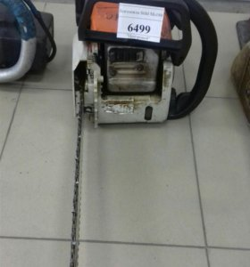 Бензопила stihl ms180