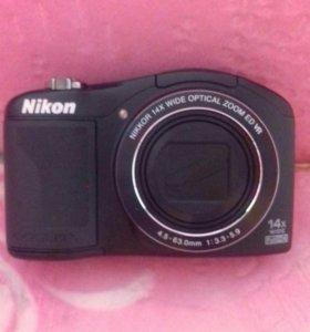 Фотоаппарат Никон Кулпикс L610