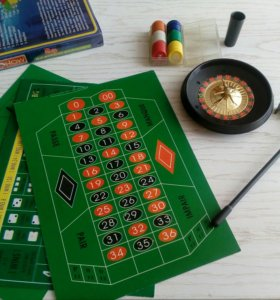 Настольная игра Фартуна