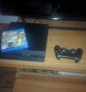 Sony PlayStation + FIFA 17