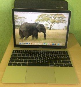 MacBook 12 Retina 2016 ( Core m5, 8 ГБ, 512 ГБ)
