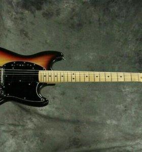 Fender Mustang USA 1977г