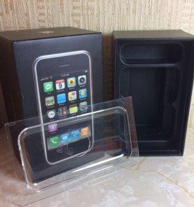 iPhone 2 8Gb Коробка
