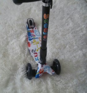 Новый самокат Scooter Maxi
