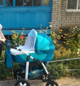 Польская коляска 3 в 1 фирмы TEDDY