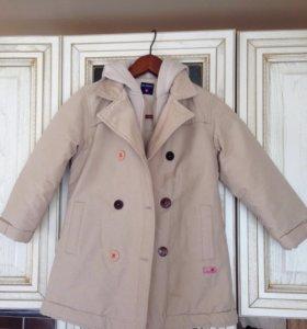 Демисезонное пальто Premaman