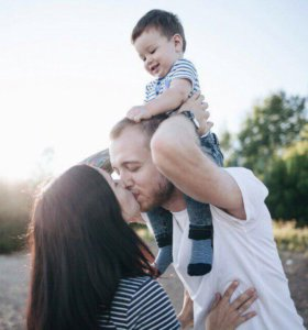 Семейная фотосессия, love story