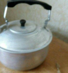 Чайник новый с свистком