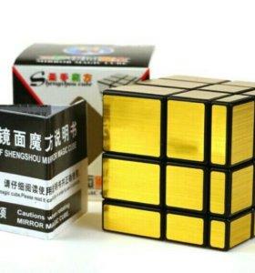 Кубик рубик зеркальный и 4 на 4 новые в упаковке