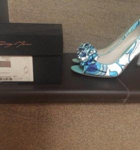 Элегантные туфли Grey Mer, 37 р-р