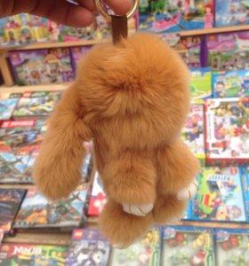 Кролик.Мягкая игрушка(брелок)