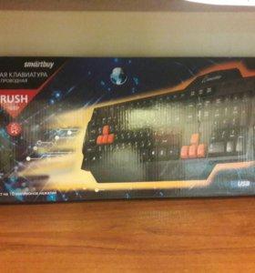 Клавиатура игровая smartbuy