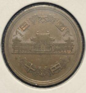 Монета Японии