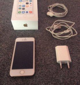 iPhone 5s 32Gb в отличном состоянии