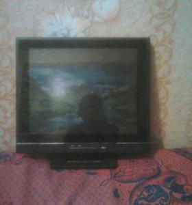 ЖК монитор+телевизор