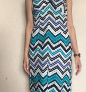 Платье летнее из 100% хлопка