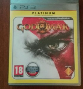 Игра для Playstation 3 GOD OF WAR 3