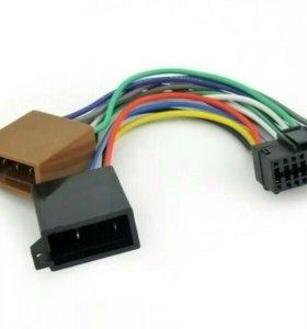 Разьем для автомагнитол Sony/JVC