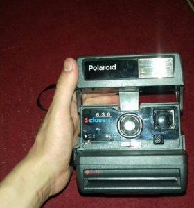 Фотоаппорат. Polaroid.